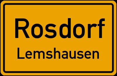 Am Anger in RosdorfLemshausen