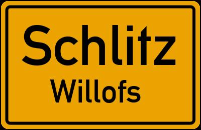 Am Chattenborn Schlitz Willofs