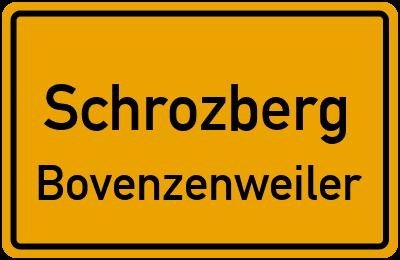 Bovenzenweiler Schrozberg Bovenzenweiler