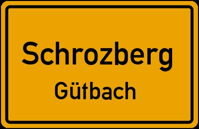 Gütbach Schrozberg Gütbach