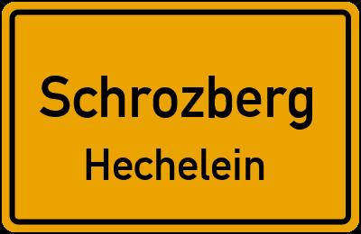 Hechelein Schrozberg Hechelein