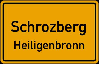 Heiligenbronn Schrozberg Heiligenbronn