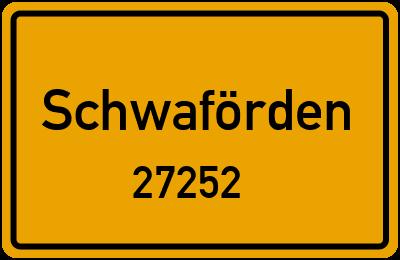 27252 Schwaförden