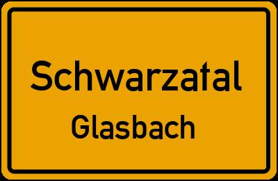 Der Krumme Fahrweg Schwarzatal Glasbach