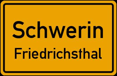 Schwerin Friedrichsthal