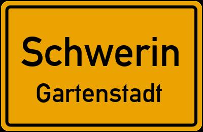 Schwerin Gartenstadt