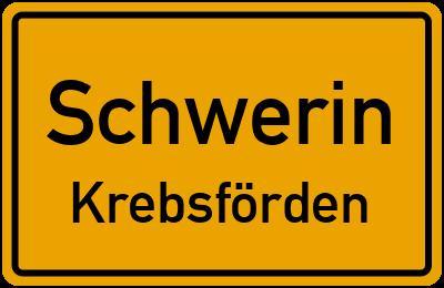 Schwerin Krebsförden