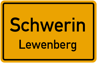 Schwerin Lewenberg