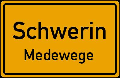 Schwerin Medewege