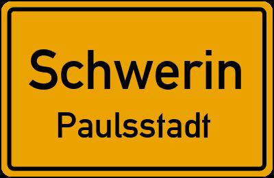 Schwerin Paulsstadt