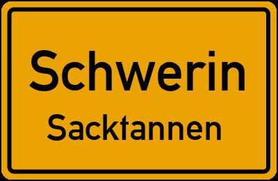 Schwerin Sacktannen