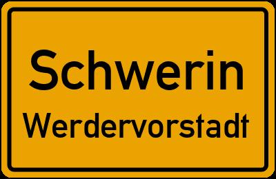 Schwerin Werdervorstadt