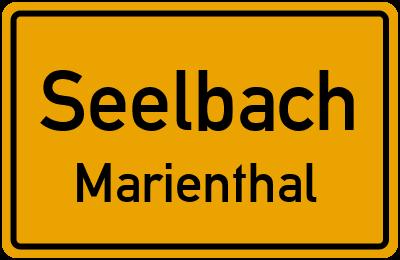 Lohmühlenweg in SeelbachMarienthal