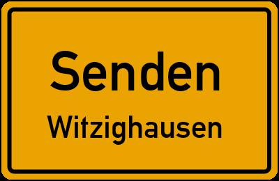 Amselweg in SendenWitzighausen