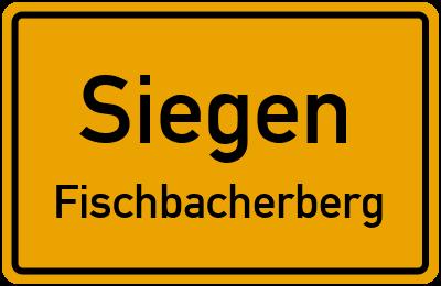 Liegnitzer Straße in SiegenFischbacherberg