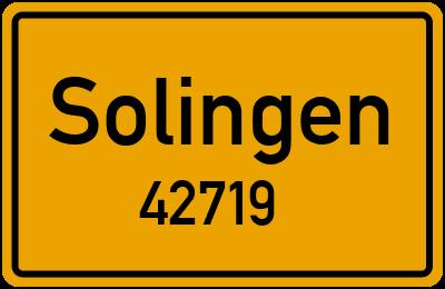 42719 Solingen