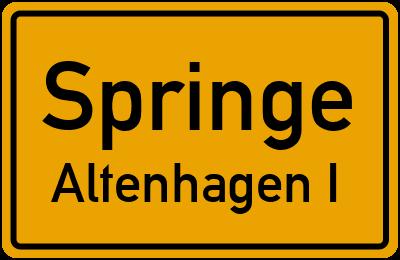 Springe Altenhagen I