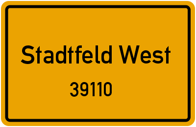 39110 Stadtfeld West