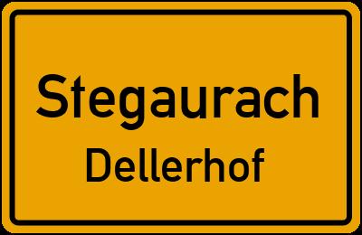 Straßenverzeichnis Stegaurach Dellerhof
