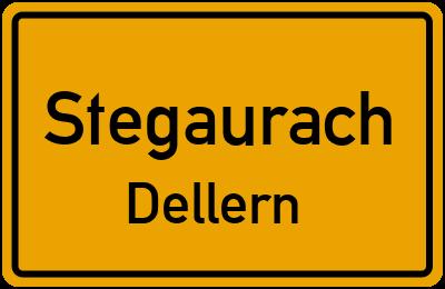 Schloßplatz in StegaurachDellern