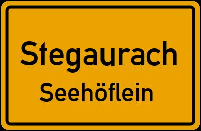Straßenverzeichnis Stegaurach Seehöflein