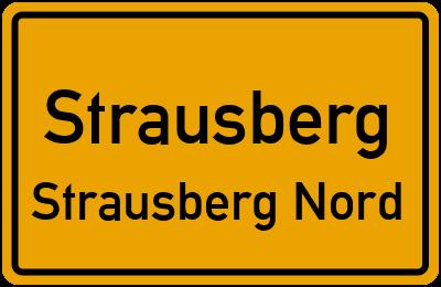 Strausberg Strausberg Nord