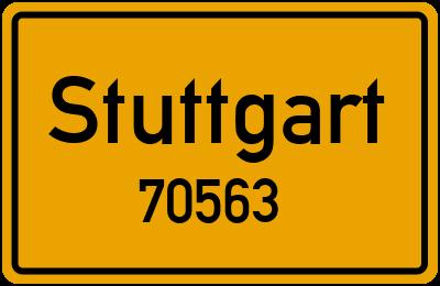 70563 Stuttgart