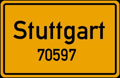 70597 Stuttgart