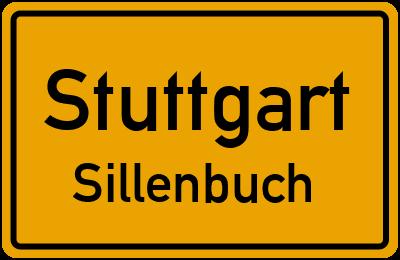 Fenchelstraße in StuttgartSillenbuch