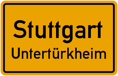 Beutelsbacher Straße in StuttgartUntertürkheim