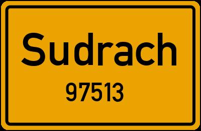 97513 Sudrach