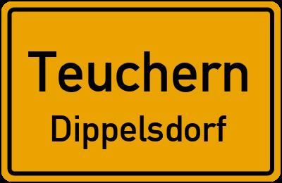 B 91 Teuchern Dippelsdorf