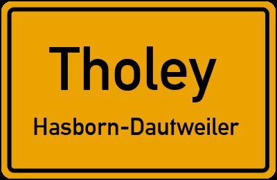 Auf der Klaus in TholeyHasborn-Dautweiler