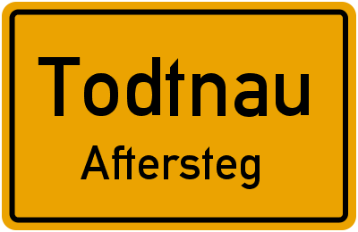 L 126 Todtnau Aftersteg