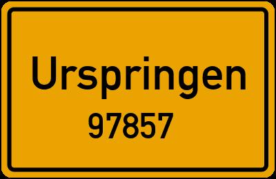 97857 Urspringen