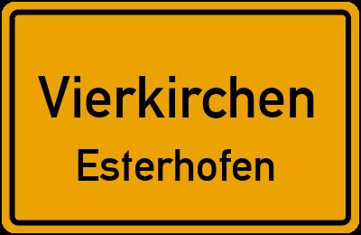 Am Anger in VierkirchenEsterhofen