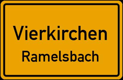 Bichlfeldweg in VierkirchenRamelsbach