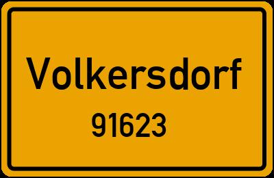 91623 Volkersdorf