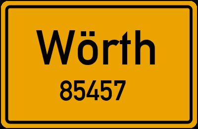 85457 Wörth plz 85457 in wörth stadtteil der postleitzahl 85457 bayern