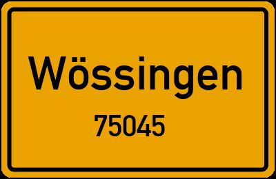75045 Wössingen