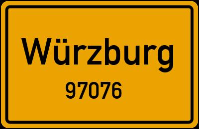 97076 Würzburg