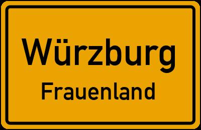 Würzburg Frauenland