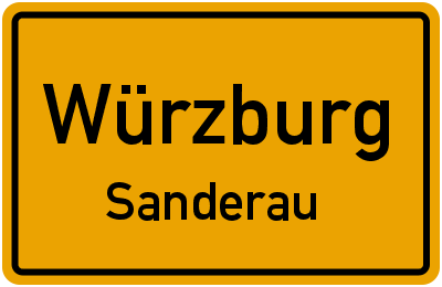 Würzburg Sanderau