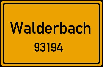 93194 Walderbach