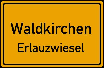 Straßenverzeichnis Waldkirchen Erlauzwiesel