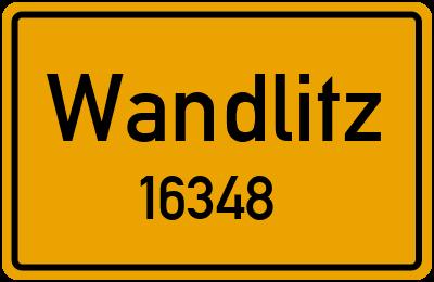 16348 Wandlitz