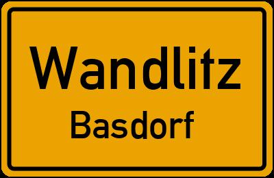 Georges-Brassens-Platz in WandlitzBasdorf