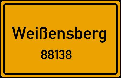 88138 Weißensberg