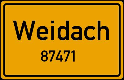 87471 Weidach