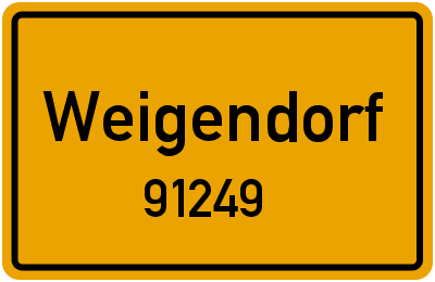 91249 Weigendorf